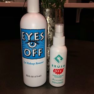 Other - Eye Makeup Remover & Makeup Brush Cleanser